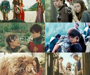 brothers, edmund pevensie, and home image
