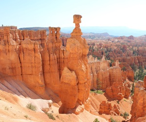 california and bryce canyon image