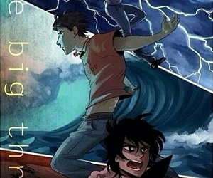 percy jackson, jason grace, and nico di angelo image