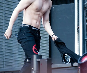 abs, Hot, and kpop image
