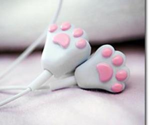 cuuuuute, white, and pink image