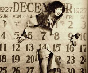 1920s, december, and sepia image