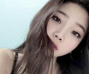 asian, korean, and korean girl image