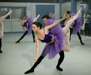 dance, ballet, and dance academy image