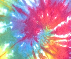 wallpaper and tie dye image