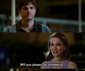 love, ashton kutcher, and no strings attached image