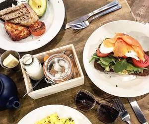 brunch, egg, and fitness image