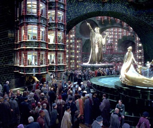 harry potter and ministry of magic image