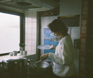 food, japan, and kitchen image