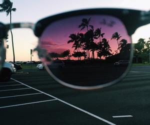 summer, tumblr, and sunglasses image