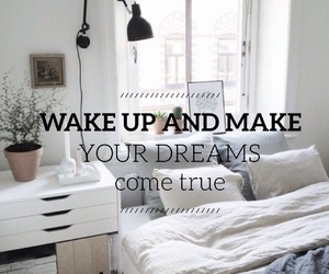 quote, Dream, and room image