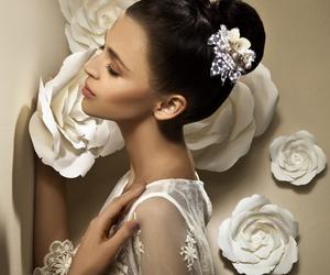 beautiful, feminine, and hairstyle image