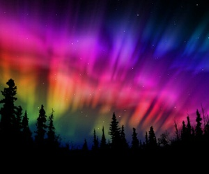 sky, colors, and nature image