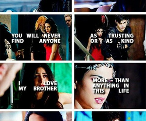 shadowhunters, alec lightwood, and isabelle lightwood image