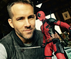 deadpool, ryan reynolds, and Marvel image
