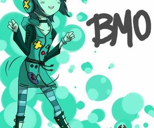 bmo, adventure time, and anime image