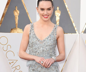 chanel, red carpet, and daisy ridley image