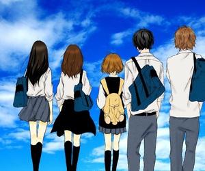 anime, caracters, and manga image