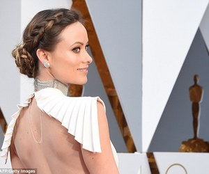 Olivia Wilde, oscars, and red carpet image