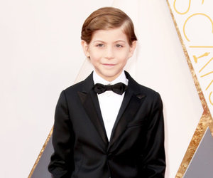 oscars 2016, red carpet, and jacob tremblay image