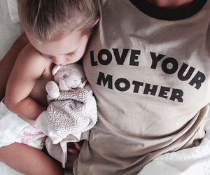 love, family, and mom image