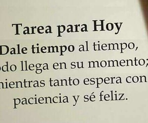 frases, hoy, and tarea image