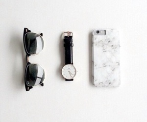 fashion, watch, and iphone image