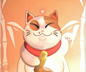 animal, cat, and livre image