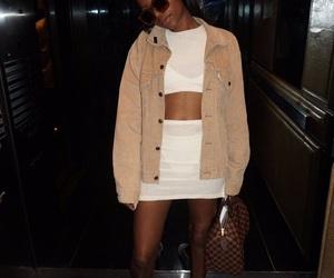 fashion, blackfashion, and makeup image