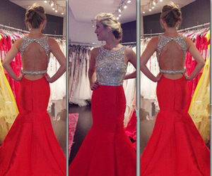 backless dresses, long formal dresses, and red prom dresses image