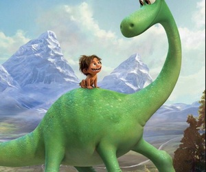 adorable, movies, and the good dinosaur image