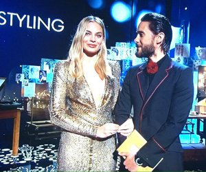 jared leto, oscars, and margot robbie image