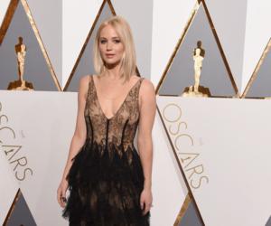 oscar, Jennifer Lawrence, and dior image