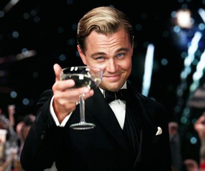 leonardo dicaprio, the great gatsby, and actor image