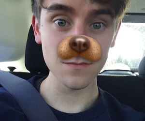 connor franta, snapchat, and youtuber image