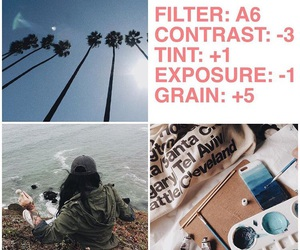 filters, vsco, and ideas image