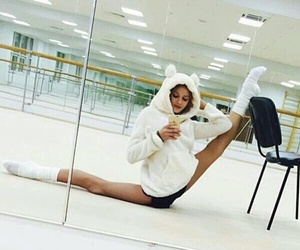 ballet and flexible image