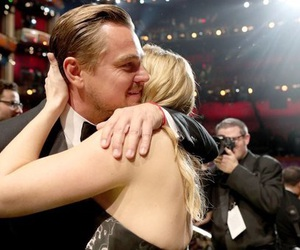 Academy Awards, friendship, and hug image