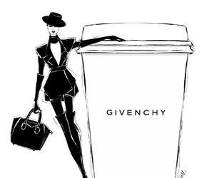 fashion, Givenchy, and boho image
