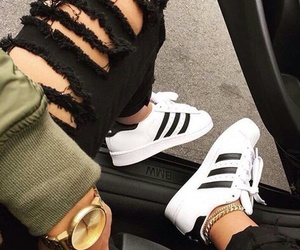 adidas, style, and shoes image
