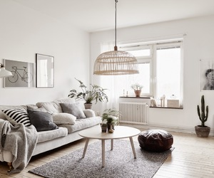 home and living room image