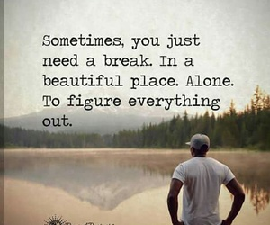 alone, everything, and inspiration image