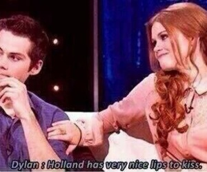 teen wolf and dylan image
