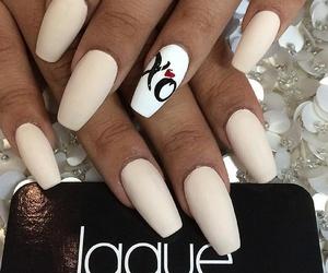 fashion, girls, and long nails image