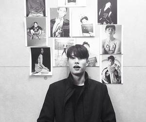 black, boy, and korea image