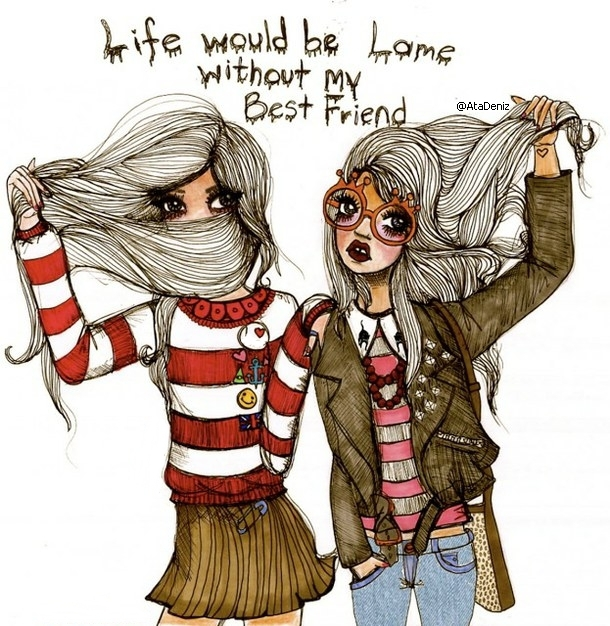 friends, best friends, and valfre image