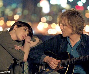 Anne Hathaway, song one, and johhny flynn image