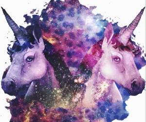 unicorn, wallpaper, and colorful image