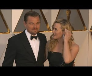 leonardo dicaprio, oscars, and video image