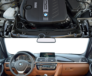 bmw, 3-series, and fuel economical image